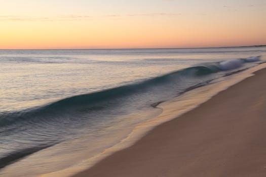 St. George Island surf