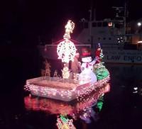 Holiday Boat