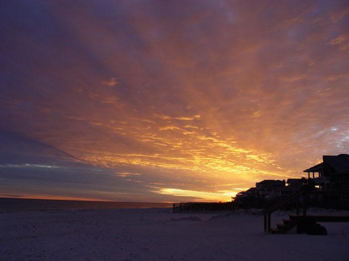 Islannd Sunset