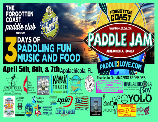 Paddle Jam