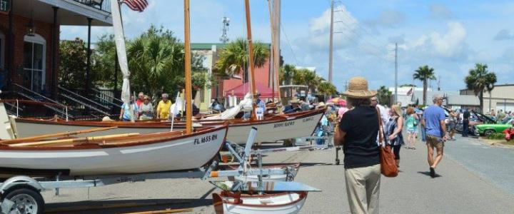 Apalachicola Classic Boat & Car Show  April 20 @ 10:00 am – 4:00 pm