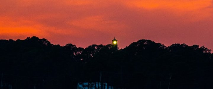 Full Moon Climb at the Crooked River Lighthouse in Carrabelle July 16 @ 7:30 pm – 10:00 pm